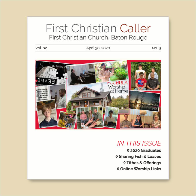 """Featured image for """"First Christian Caller – April 30, 2020"""""""