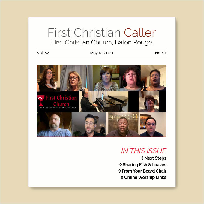 """Featured image for """"First Christian Caller – June 4, 2020"""""""