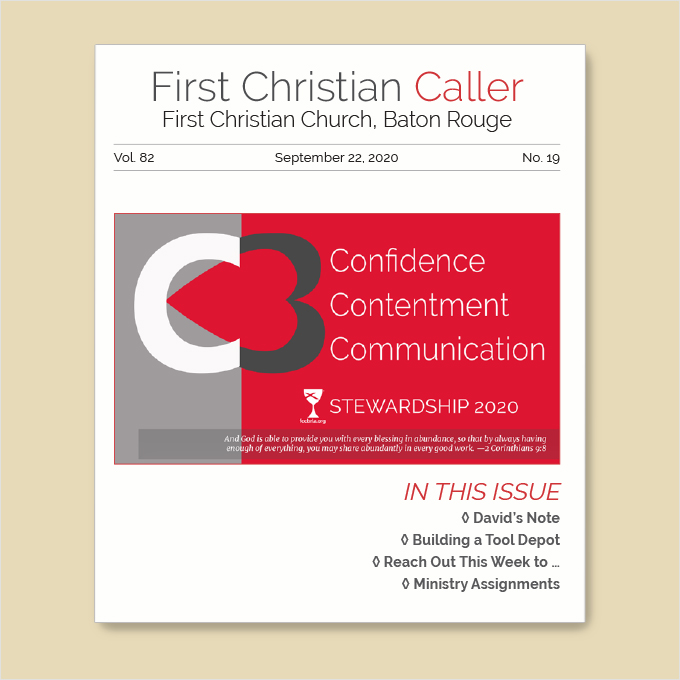 "Featured image for ""First Christian Caller – September 22, 2020"""