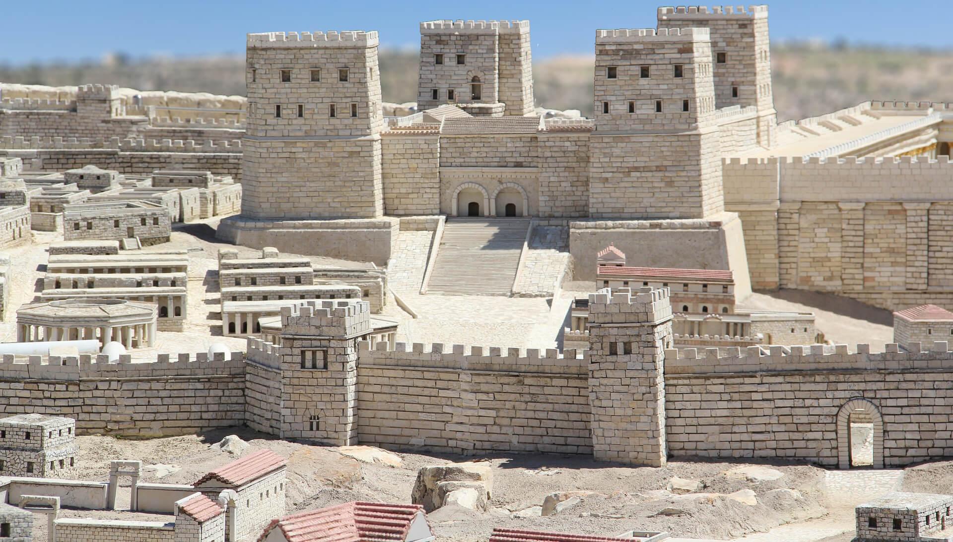 Monday, March 22 — Compass Reading: Steering Toward Jerusalem