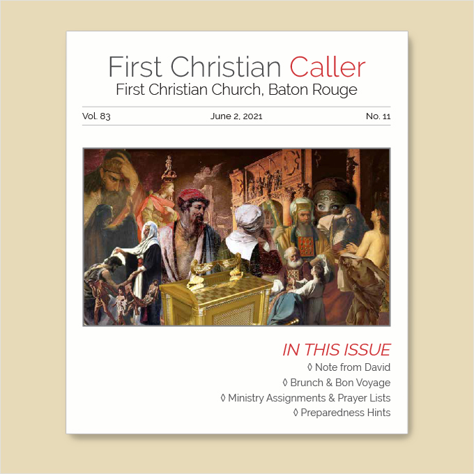 """Featured image for """"First Christian Caller – June 2, 2021"""""""
