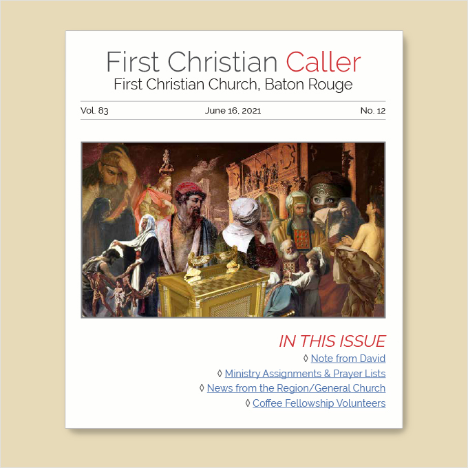 """Featured image for """"First Christian Caller – June 16, 2021"""""""