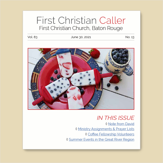 """Featured image for """"First Christian Caller – June 30, 2021"""""""
