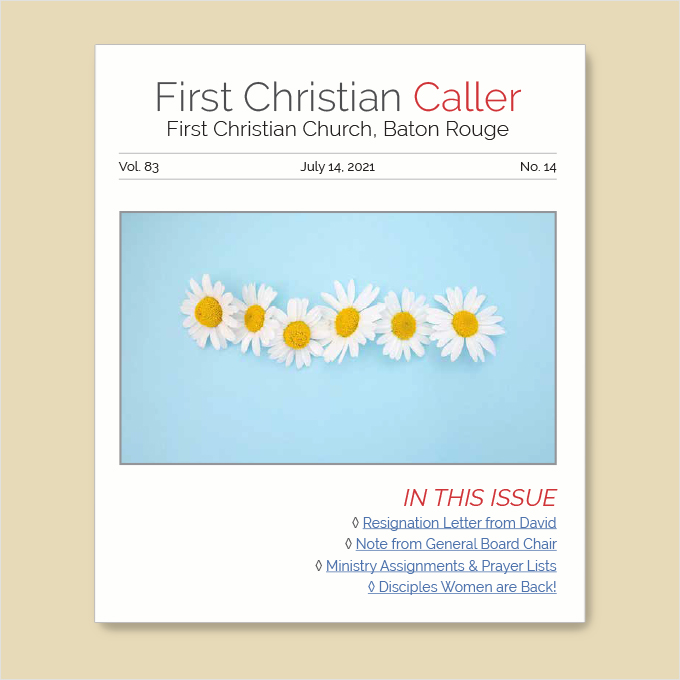 """Featured image for """"First Christian Caller – July 28, 2021"""""""